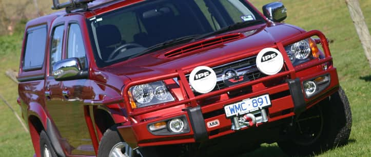 Yarra Valley 4 Wheel Drive Pic 1 - 4wd Performance