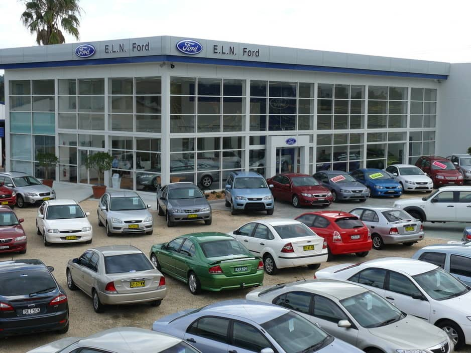 ELN Ford Pty Ltd. Pic 1