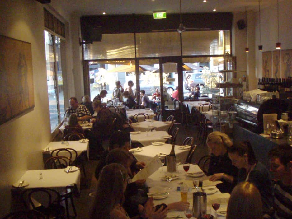 Greek Restaurant In Rundle Street
