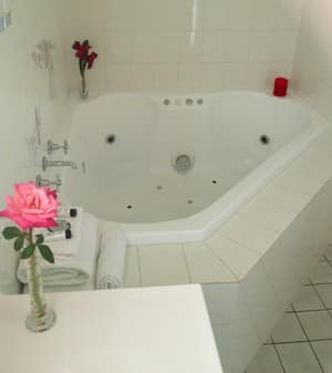 Clare Valley Motel Pic 4 - Full sized 2 person Spa