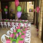 Party Hire for Kids Pic 4 - Table and chair hire and decorations too
