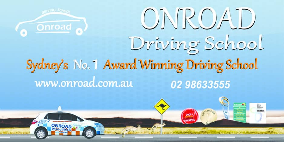 Onroad Driving School Pic 1 - Female or Male Driving Instructors are providing lesson in all Sydney Suburbs