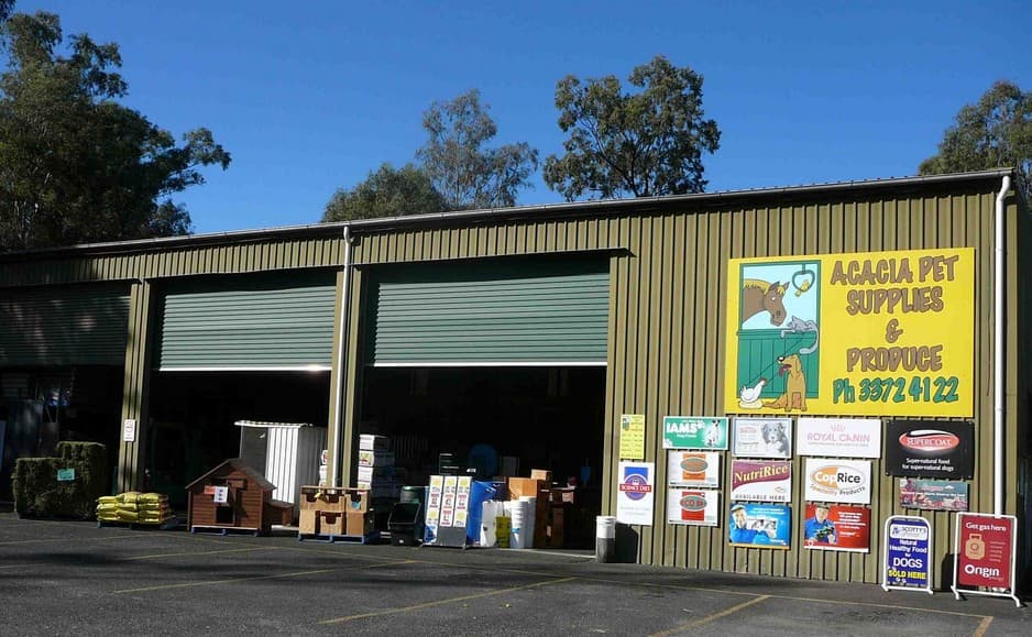 Acacia Pet Supplies & Produce Pic 1